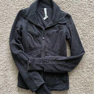 Lululemon Black Workout Jacket